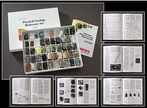 Geologie Mineralogie